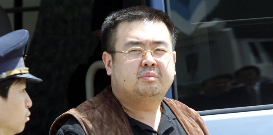 Kim Jong-nam murió luego de que le frotaran el rostro con el neurotóxico VX, un agente nervioso catalogado como arma de destrucción masiva. (GFR Media) (horizontal-x3)