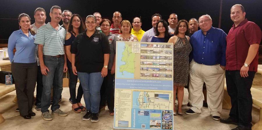 Comerciantes locales impulsan el turismo en la Playa El Combate (horizontal-x3)
