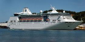 """Desvían crucero que llegaba hoy a San Juan por """"consideraciones de seguridad"""""""