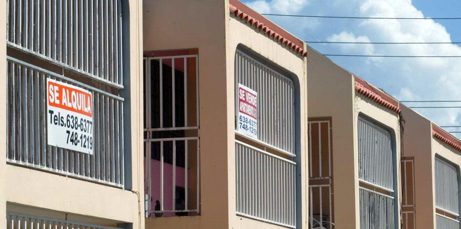 Los investigadores identificaron el costo de alquilar una vivienda de 2 habitaciones y un baño en sectores de clase media baja y guardaron las evidencias. (horizontal-x3)