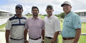 Cuatro boricuas batallarán por el título del Puerto Rico Open