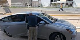 La desorganización marca el inicio de la operación de Uber en el aeropuerto