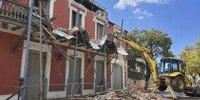 Reubican a 87 familias de Vivienda Pública afectadas por terremoto de mayo