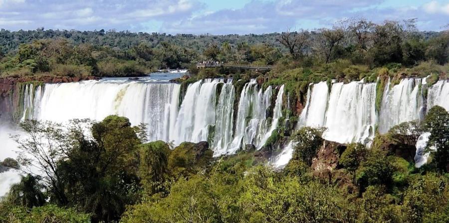 Cataratas de Iguazú. (Suministrada)