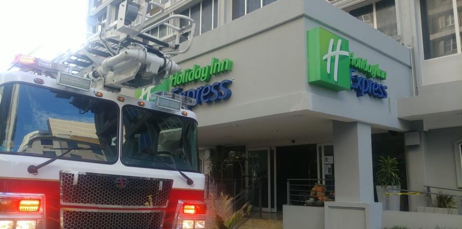 Hotel Holiday Inn Express en Condado. (Suministrado)
