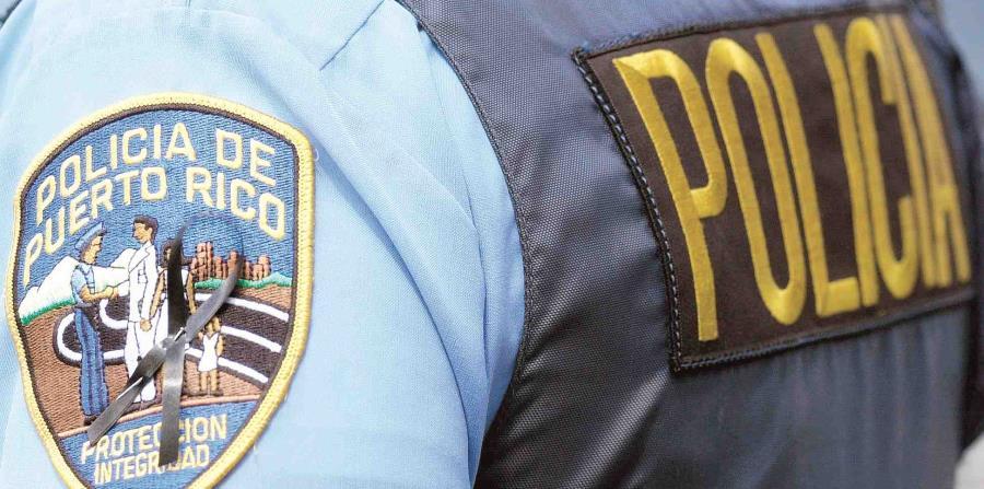 El individuo ingresó a la sucursal al romper una puerta de vidrio en el segundo piso, informó el Negociado de la Policía de Puerto Rico. (GFR Media) (horizontal-x3)