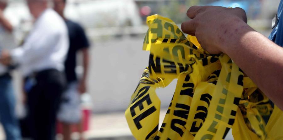 La División de Homicidios del Cuerpo de Investigaciones Criminales (CIC) de las respectivas áreas investigan los delitos. (horizontal-x3)
