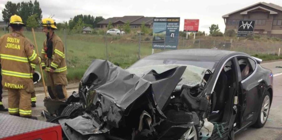 La conductora apretó el freno una fracción de segundo antes del accidente (horizontal-x3)