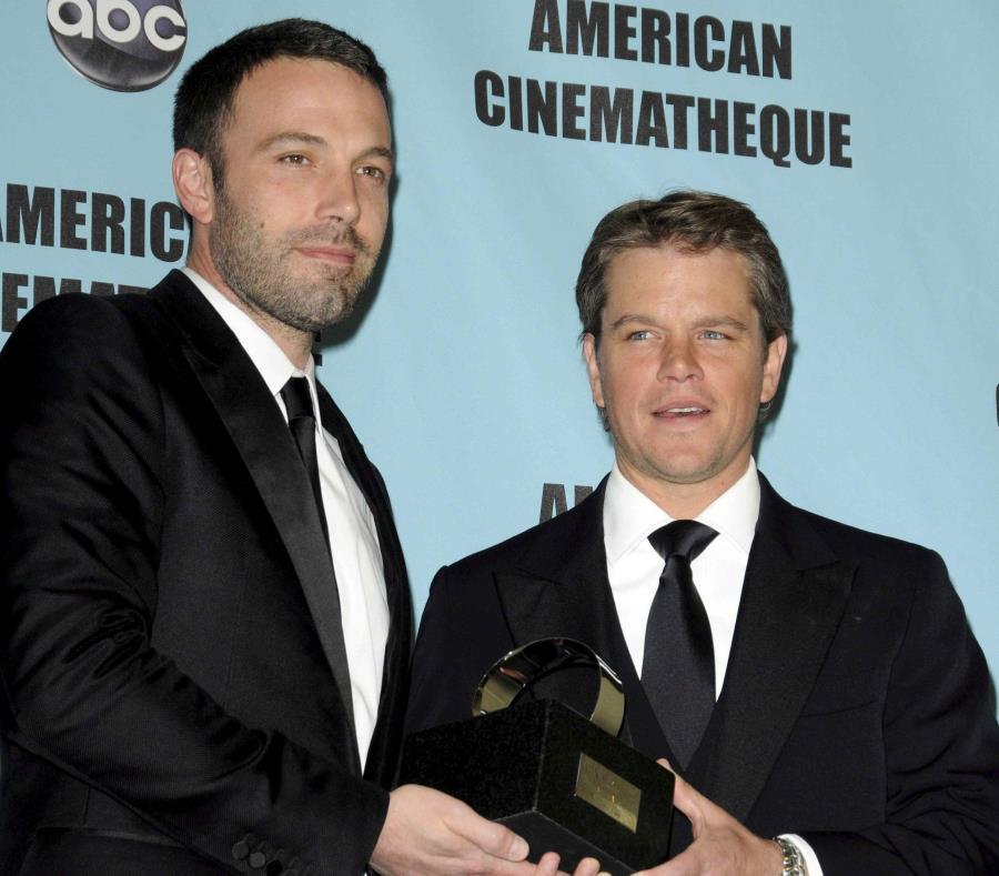 Affleck y Damon son amigos desde que eran jóvenes (semisquare-x3)