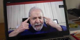 Lula dice que el presidente de Brasil es un desastre en la pandemia
