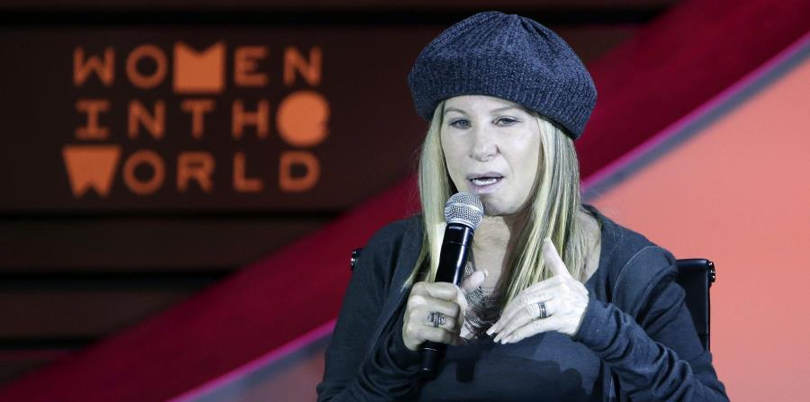 Barbra Streisand asegura que el sexismo en Hollywood le costó el Oscar (horizontal-x3)