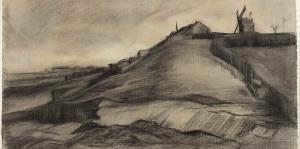 Confirman el descubrimiento de un dibujo de Vicent Van Gogh