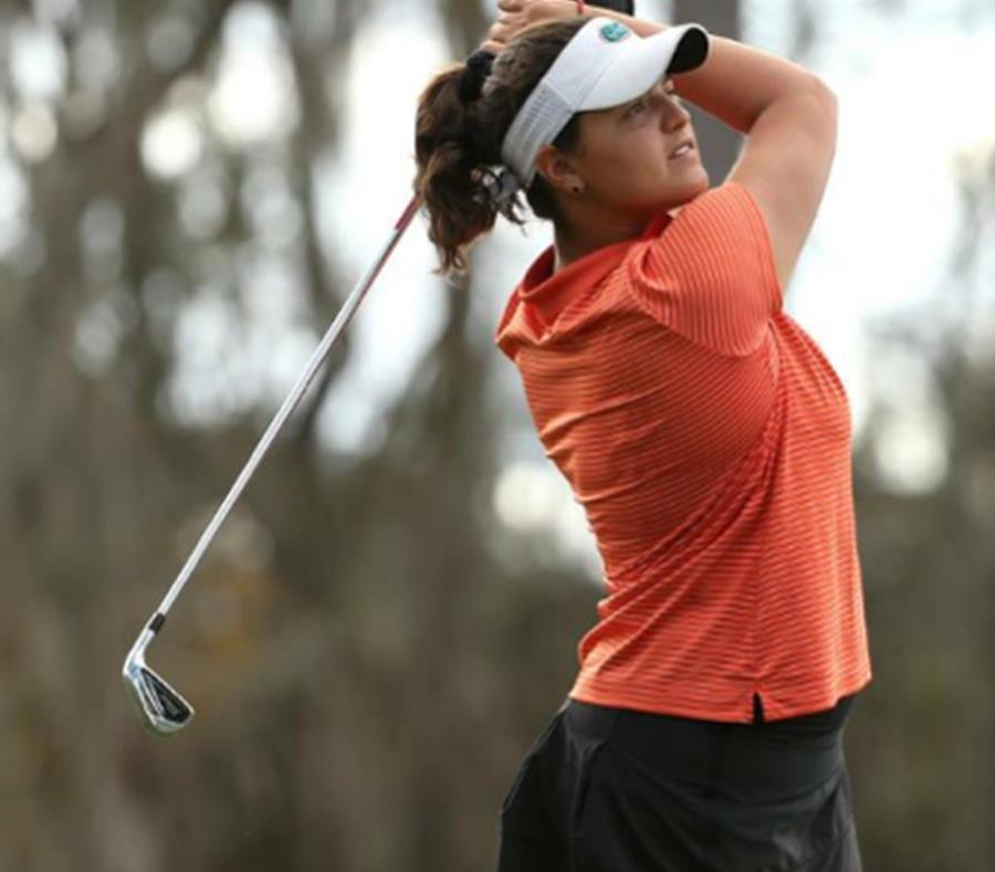 """La boricua María """"Marife"""" Torres estará activa en el Pure Silk Bahamas LPGA Classic a partir de esta mañana. (Suministrada) (semisquare-x3)"""