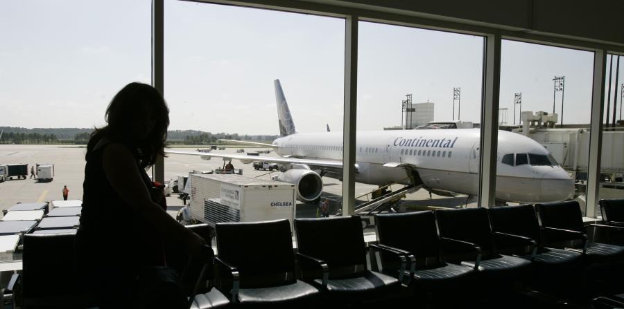Pese al incidente, no hubo atrasos en los vuelos. (GFR Media) (horizontal-x3)