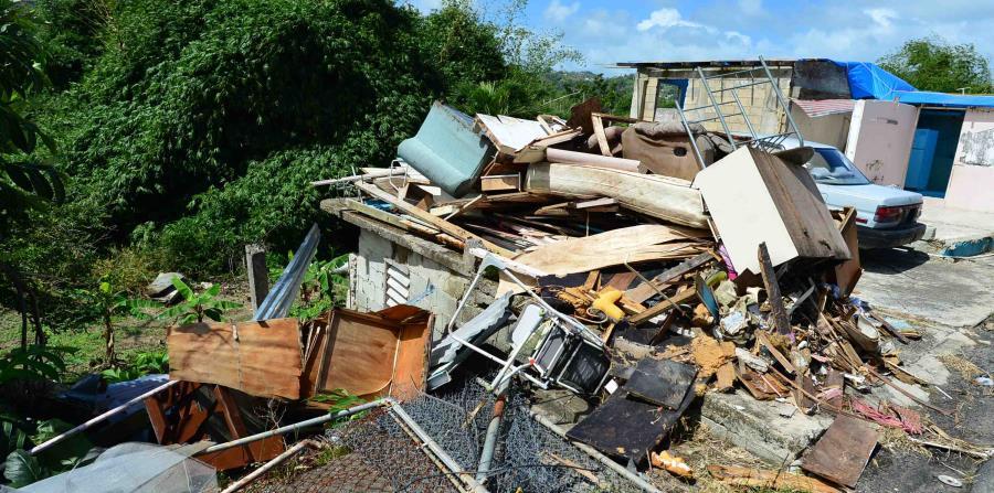 Un estudio que tras el huracán murieron 4,645. personas. (GFR Media) (horizontal-x3)