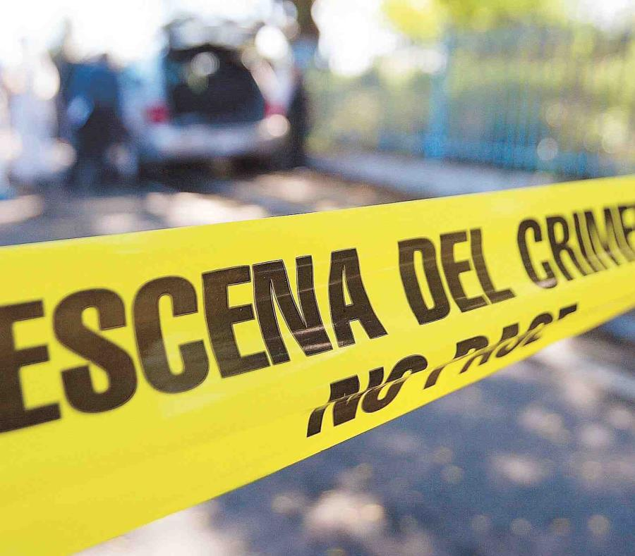 El cadáver fue encontrado en el baúl de un auto Audi. (GFR Media) (semisquare-x3)