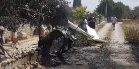 Siete muertos por choque de helicóptero y avioneta en Mallorca