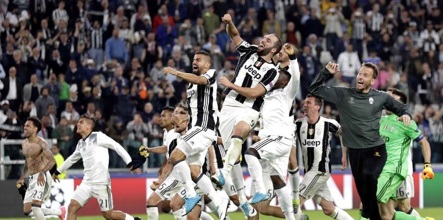 La Juventus asegura su lugar en la final de la Liga de Campeones (horizontal-x3)