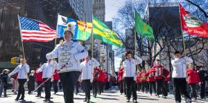 Vibra Manhattan con el desfile del Día de San Patricio