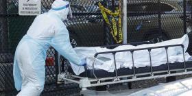 Nueva York evalúa enterrar muertos por coronavirus en un parque