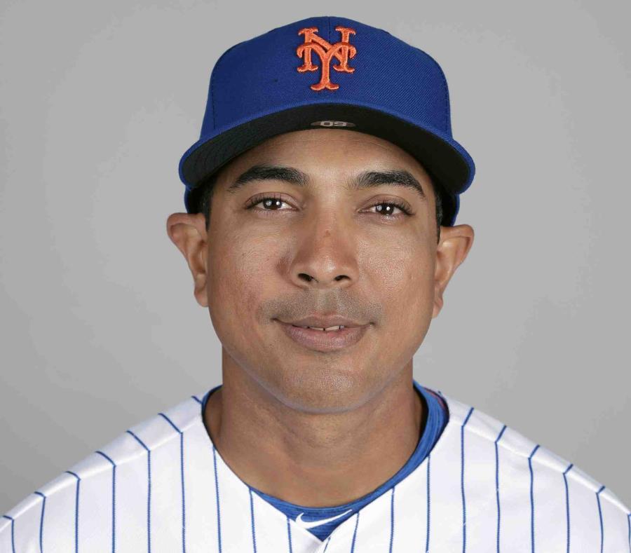 Luis Rojas será el nuevo mánager de los Mets