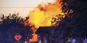 Registran incendios y daños por nuevo sismo de magnitud 7.1 en California