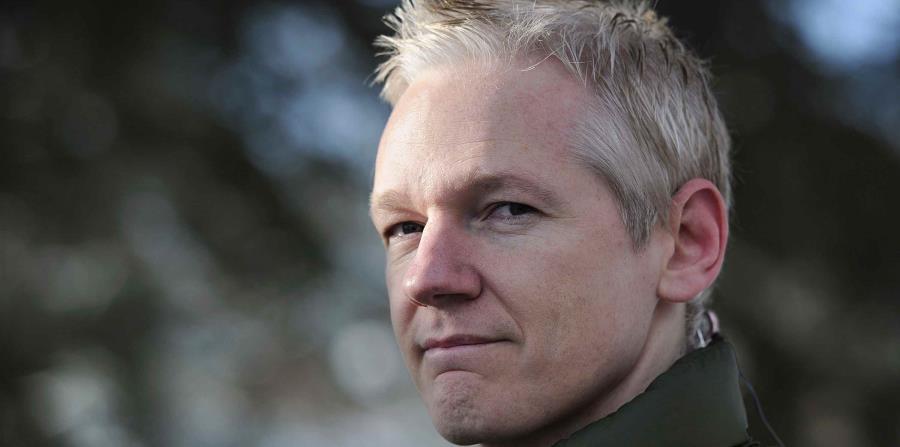 Ecuador concedió asilo político a Assange, de 46 años, cuando se refugió en la legación diplomática. (horizontal-x3)