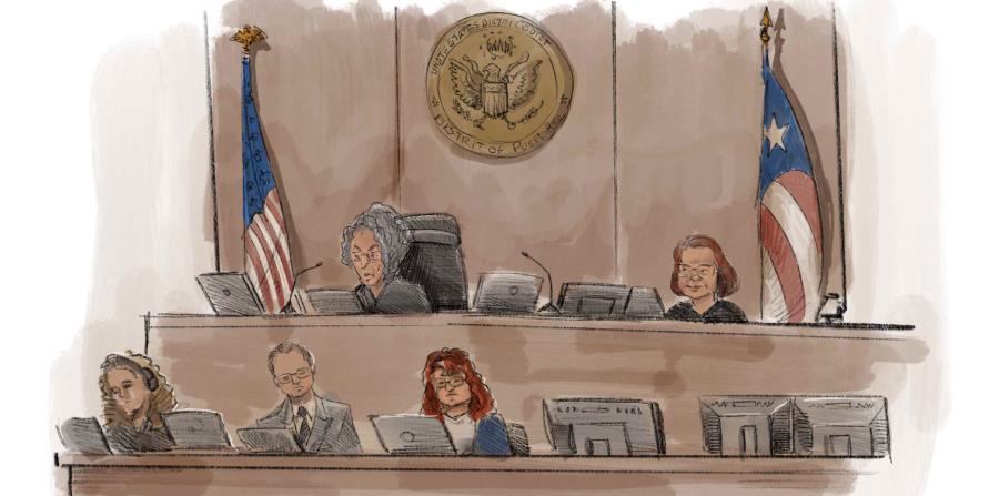 Piden a la jueza Swain que imparta justicia (horizontal-x3)