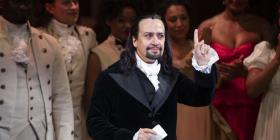 "Lin-Manuel Miranda pide que no graben números de ""Hamilton"" con celulares"