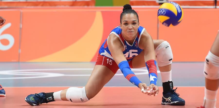 Daly Santana, de 22 años, participó en los Juegos Olímpicos y será una de las llamadas para asumir gran parte del peso ofensivo del Equipo Nacional. (horizontal-x3)