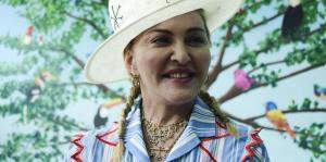 """Una modelo acusa a Madonna de acoso sexual: """"Se obsesionó conmigo"""""""
