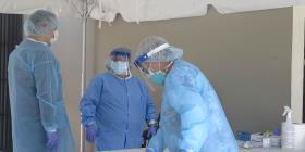 Salud reporta 71 nuevos contagios y una muerte por COVID-19