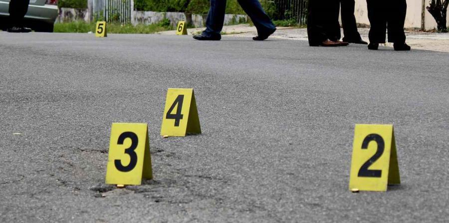 El occiso tenía 20 años.  policía asesinato (horizontal-x3)