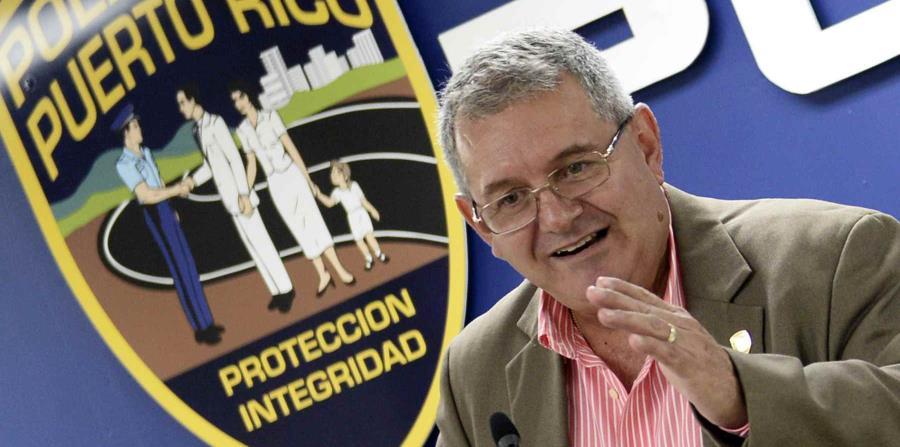 superintendente de la Policia, José Caldero (horizontal-x3)