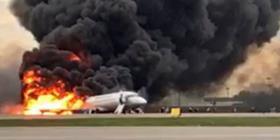 Un error de los pilotos sería el causante del accidente aéreo en Rusia