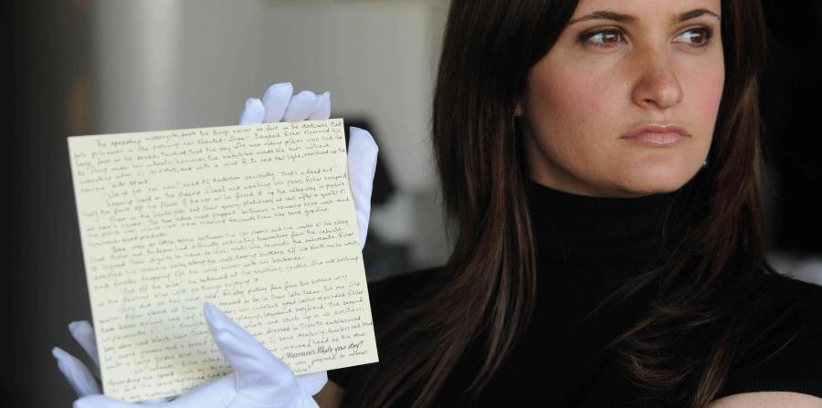 Roban una precuela manuscrita de Harry Potter por J.K. Rowling (horizontal-x3)