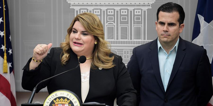 La comisionada residente Jenniffer González opinó que el presupuesto de la Junta