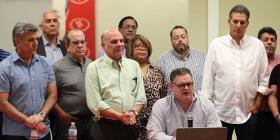 Populares se oponen a propuesta de consulta de status político para el día de las elecciones