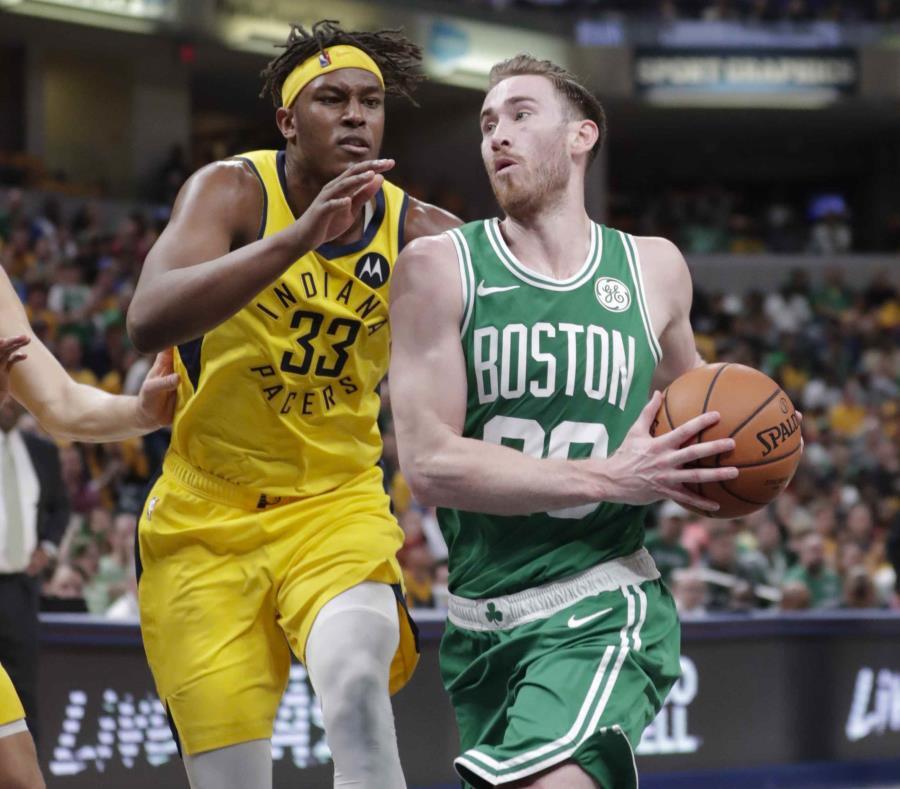 Boston Celtics barrió a Indiana Pacers — PlayOffs NBA
