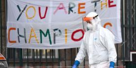 La OMS confirma que el coronavirus no se transmite por el aire