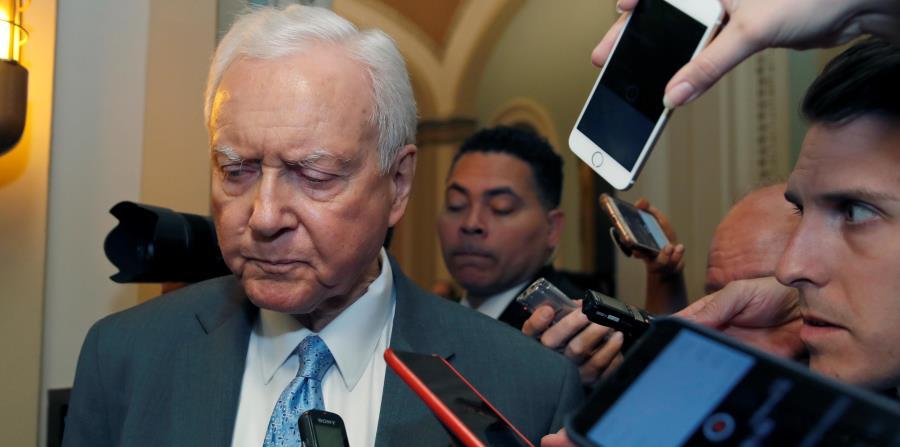 El senador republicano criticó la desorganización que considera abunda en el manejo de las finanzas locales. (horizontal-x3)