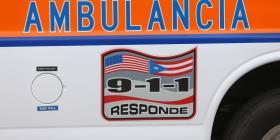 Reabren los carriles donde se volcó una ambulancia cerca del túnel Minillas en dirección a San Juan
