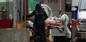Los muertos por el coronavirus en Estados Unidos superan los 2,000