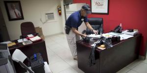 Roban computadoras en la sede del PPD