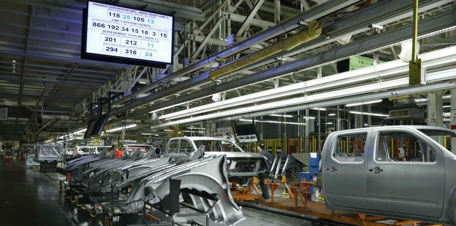 En mayo se dijo  que Nissan recortaría su producción en hasta 20% en Norteamérica debido a las pocas ganancias. (AP) (horizontal-x3)