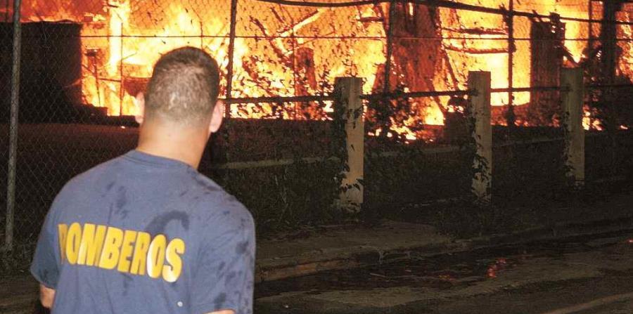 El secretario del Departamento de Seguridad Pública (DSP), Héctor Pesquera, indicó que lo que desea es que la Junta de Supervisión Fiscal le otorgue el dinero necesario para contratar permanentemente a los 50 bomberos. (GFR Media) (horizontal-x3)