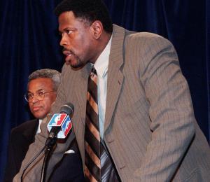 La exestrella de los Knicks de Nueva York, Patrick Ewing, da positivo al coronavirus
