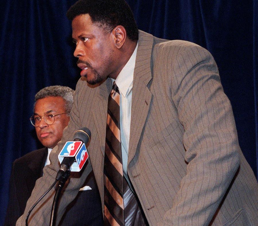 Patrick Ewing, ex estrella de la NBA, dio positivo de coronavirus