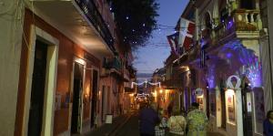 Ameno el primer día de las Fiestas de la Calle San Sebastián
