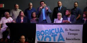 Líderes comunitarios boricuas cierran filas con Darren Soto